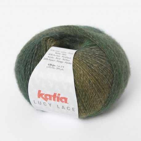 Katia Lucy Lace 200  Verde