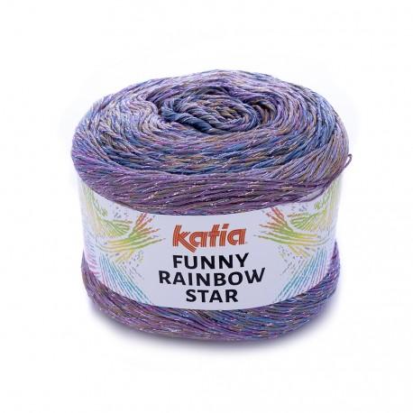 Katia Funny Rainbow Star 201