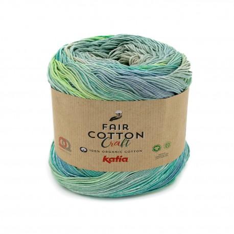 Katia Fair Cotton Craft 600
