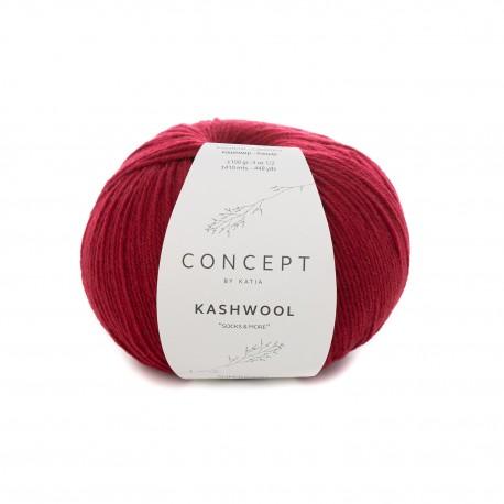 Katia Kashwool 302 rosso
