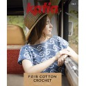 Rivista Katia Fair Cotton Crochet 1
