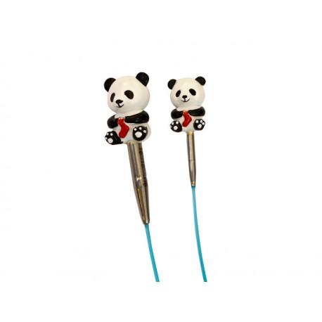 Hiya Hiya Panda Li Terminale per cavo Small