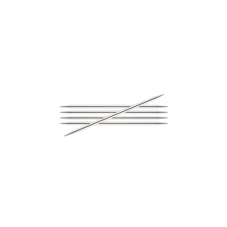 Knit Pro Nova Metal Ferri a doppia punta 10 cm
