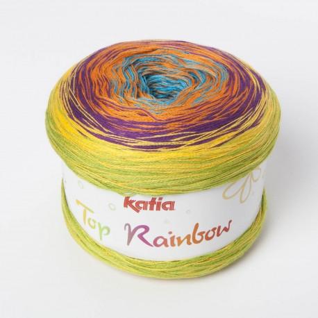 Katia Top Rainbow